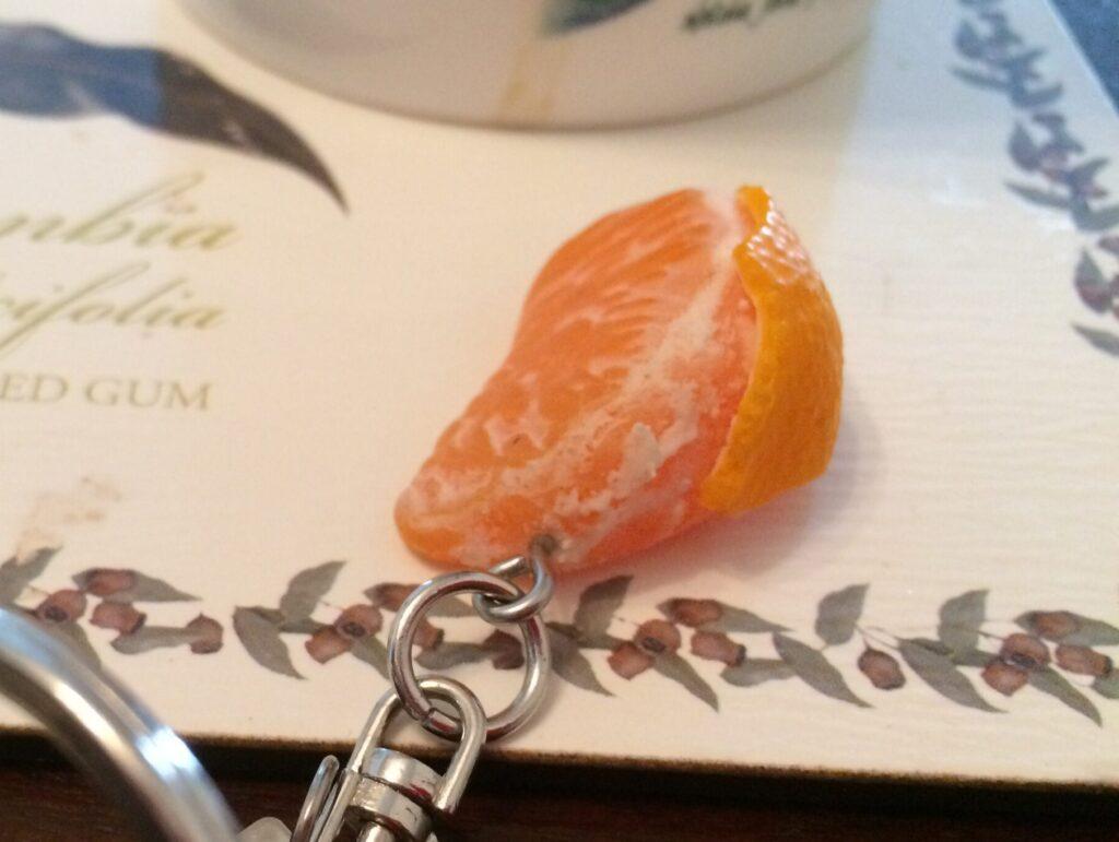 plastic orange